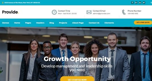 provide-business-wordpress-themes